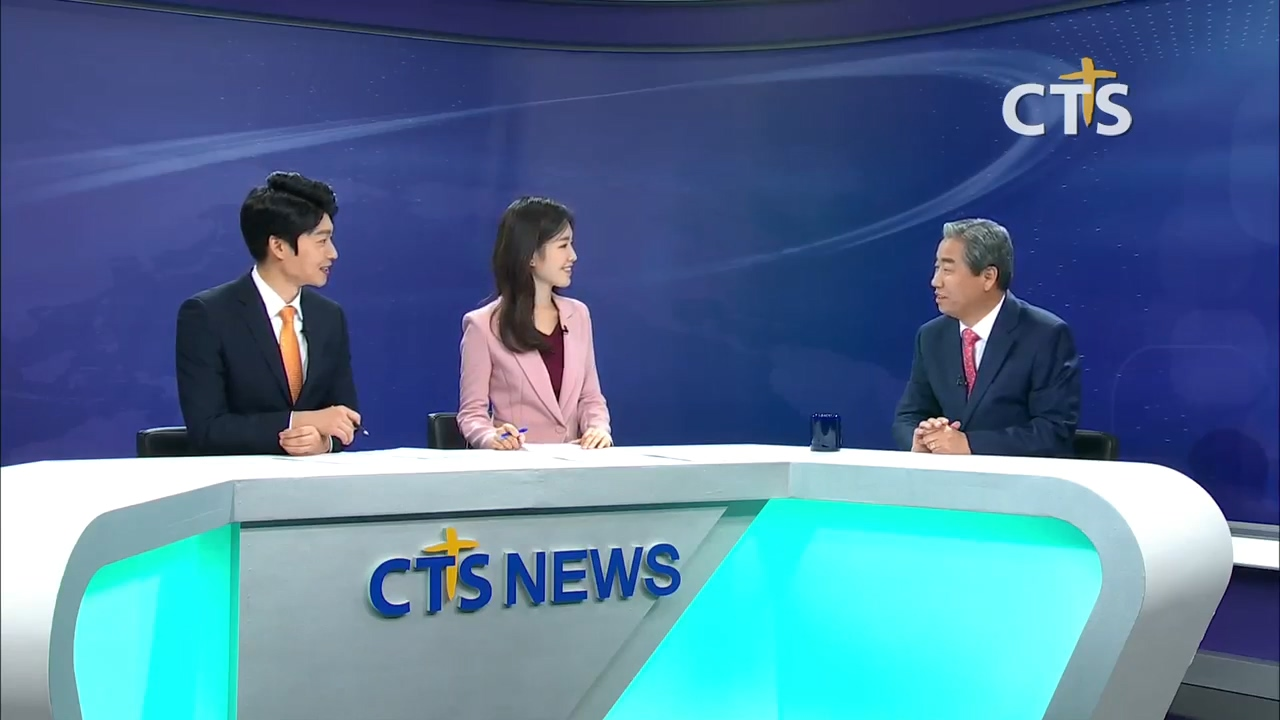 뉴스THE보기 - 기독교한국침례회 박종철 총회장